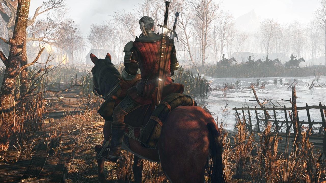 The Witcher 3 - 50-GByte-Installation auf PS4 und Xbox One